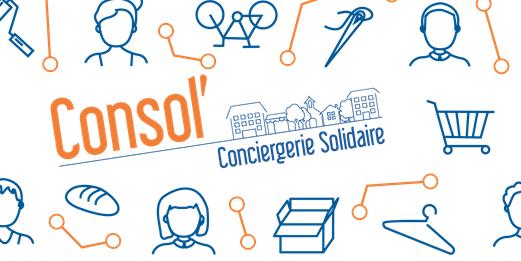 Consol' – Conciergerie solidaire