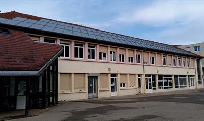 Toiture école élémentaire Jean Mermoz